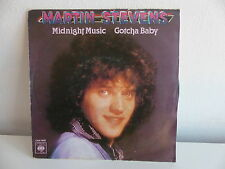 MARTIN STEVENS Midnight music 7929