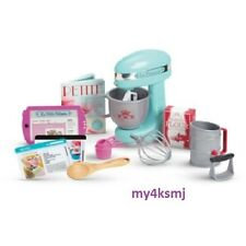 American Girl Grace's BAKING SET Bakery Set for Doll Mixer Spoons  SHIPS TODAY
