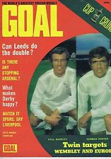 PAUL MADELEY / NORMAN HUNTER / IPSWICH / LEEDS Goal no. 240 Apr 7 1973