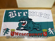 Bandiere BANDIERA Brema Weser Power Fan - 90 x 150 cm