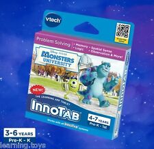 InnoTAB 2 3S MAX Game - Pixar Monsters University PROBLEM SOLVING