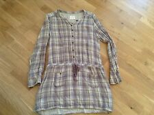 QUICKSILVER TOP / SHORT SUMMER DRESS  UK LADIES SIZE S