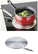 INDUCTION HOB CONVERTER 19cm ( ADAPTER ) USE STANDARD POTS SAUCEPANS