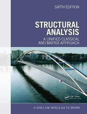 Structural Analysis: A Unified Classical & Matrix 6Th Edition Int'l Edition