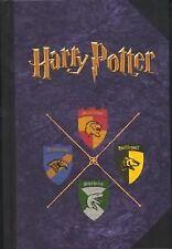 Harry Potter School Crests Journal