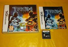 TRON EVOLUTION Nintendo Ds Versione Europea ○ COMPLETO - A5