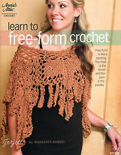 Learn to Free-Form Crochet ~ Instructions & Projects, Annie's crochet patterns