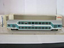 Märklin HO 43582 Doppelstockwagen 2 Kl BtrNr -35081-1 DB (RG/BO/24S8F4)