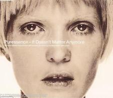 PURESSENCE - It Doesn't Matter Anymore (UK 3 Tk CD Single Pt 1)