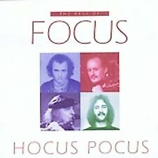 Hocus Pocus: Best Of [Remaster] by Focus (CD, Feb-2001, Red Bullet)