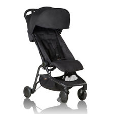 Mountain Buggy 2016 Nano In Black Brand New Latest Version!!