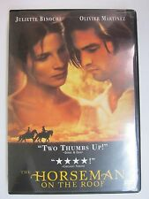 The Horseman on the Roof (DVD, 2003)- Juliette Binoche, Oliver Martinez - OOP