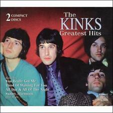 Kinks, The Kinks - Greatest Hits [Boxsets] Audio CD