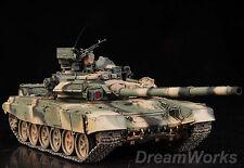 Award Winner Built Meng 1/35 Russain T-90A Main Battle Tank +PE