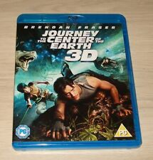 Journey To The Center Of The Earth 3D Blu-Ray Region B