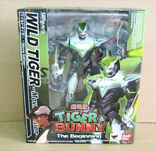 Bandai S.H.Figuarts TIGER&BUNNY Wild Movie Edition 15CM Action Figure SH SHF NEW