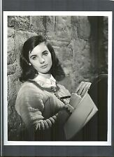 4 PHOTOS OF LOVELY MILLIE PERKINS - DIARY OF ANNE FRANK - GREAT CONDITION