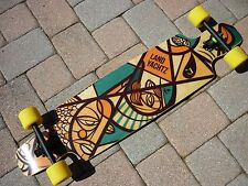 "*NEW* Landyachtz Drop Carve 40"" Nautical Complete Longboard Skateboard Downhill"