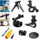 7in1 Outdoor Sports Basic Accessories Bundle Kit for Action Sports Camera HDR-AS