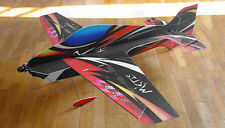 Tech One RC 4 Channel Metis Indoor Aerobatic Freestyle Depron Plane Almost Ready
