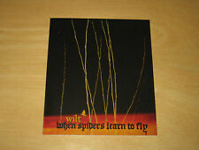 Wilt - When Spiders Learn To Fly CD deutsch nepal anenzephalia inade lustmord