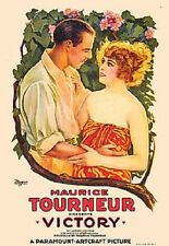 Victory - 1919 - Jack Holt Lon Chaney Wallace Beery - Pre-Code Silent Film DVD