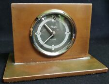 KIENZLE 8 jours montre Oldtimer Mercedes Benz porsche vw beetle dash clock 1952