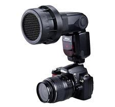 Aufsteck-Wabenvorsatz für Nikon Speedlight SB-900, SB-910