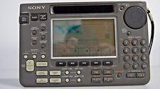 Sony ICF-SW55 LW/MW/SW/FM Stereo Receiver