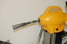"NEW Pipe Drain Cleaning Machine 3/4""-4"" Sectional B Snake Cleaner BLUEROCK S75"