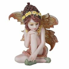 Garden Flower Fairy Decorative Mini Garden Figurine 3 Inch