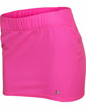 Hurley Phantom Eclipse Pink Womens Board Skirt Size XS BNWT
