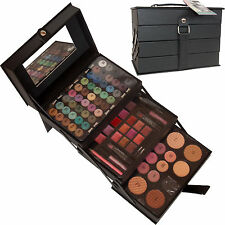 Technic Vanity Case Beauty Cosmetic Set Gift Travel Make Up Box Storage 85 Piece
