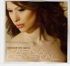(EC14) Karina Crystal, Under My Skin - 2013 DJ CD