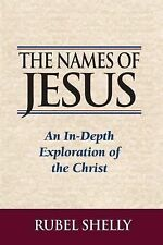 The Names of Jesus by Shelly, Rubel