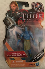 Thor The Mighty Avenger Movie Invasion Ice Giant sealed