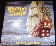 Blazon Stone Return To Port Royal Limited Edition LP Vinyl Record 2014 UP011 NEW