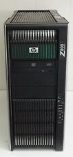 HP Z800 Workstation 2x Xeon X5550 2.67GHz 48GB DDR3 1TB HDD Quadro FX 4000