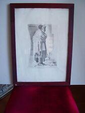 Grabado de Goya. Menipo