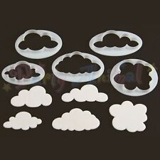 FMM Sugarcraft - Fluffy Cloud fondant cutter for cake decoration