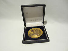 MEDAILLE BRONZE CITY OF KOBE JAPON DANS SON COFFRET MEDAL 神戸市 JAPAN
