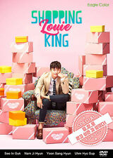 Shopping King Louie Korean Drama (4DVDs) Excellent English & Quality!