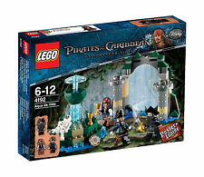 4192 FOUNTAIN OF YOUTH pirates of the caribbean LEGO legos set NISB sealed box