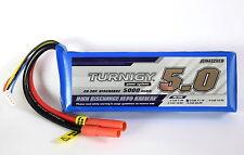 RC Turnigy 3S 11,1V 5000mAh 20-30C Lipo Akku, Traxxas
