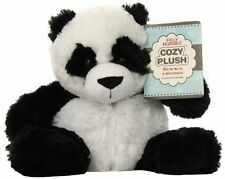 "Cozy Plush PANDA 10"" Microwaveable Lavender Body Warmer, by Intelex"