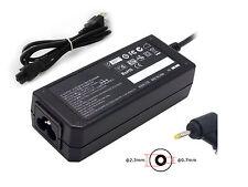 40W Laptop AC Adapter for Asus Eee PC 1015PEB 1015PEM 1015PN 1015T; PN: AD6