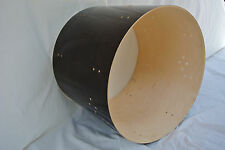 """PDP by DW CONCEPT BIRCH 22"""" CLEAR WALNUT BASS DRUM SHELL for YOUR DRUM SET! T956"""