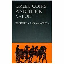 Catalogo de monedas Griegas Greek coins and their values vol. II