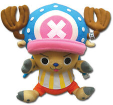 NEW One Piece (GE-52500) - New World Tony Chopper Authentic Stuffed Plush Toy