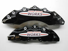 4X Caliper Brake Cover Mini cooper john works (JCW) Black